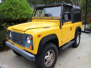 Land Rover 1995 1995 - Land Rover Defender