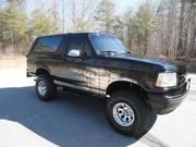 1996 Ford Bronco Ford Bronco XLT